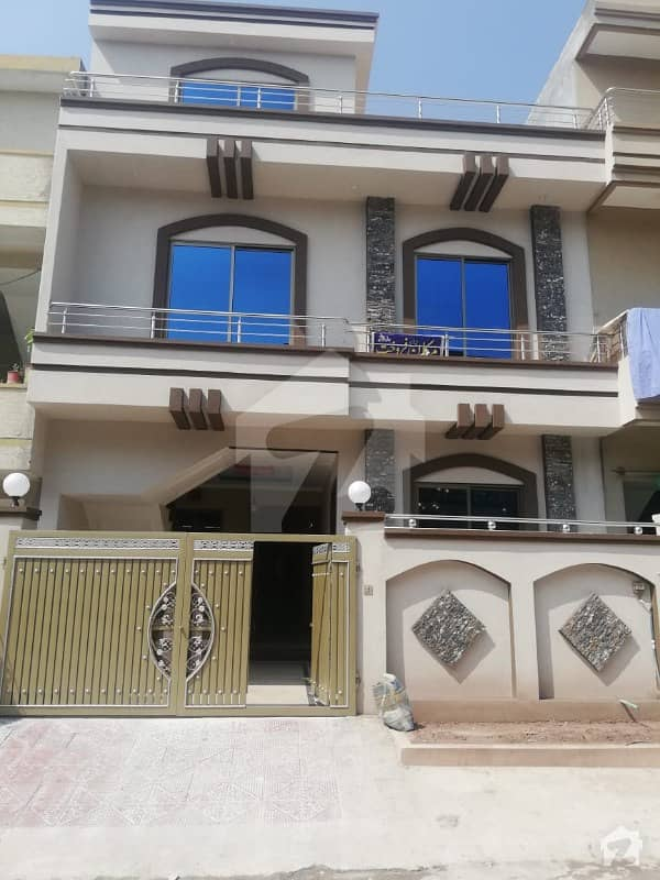 Brand New 5 Marla Double Storey House For Sale In Airport Housing Society Rawalpindi