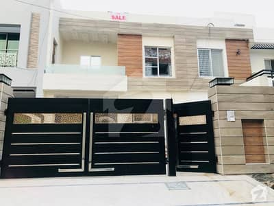 10 Marla Brand New House No 11 For Sale In Khuda Bux Colony