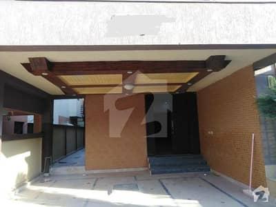 12 Marla Beautiful House For Sale In Safari Villas 3 Bahria Town Rawalpindi