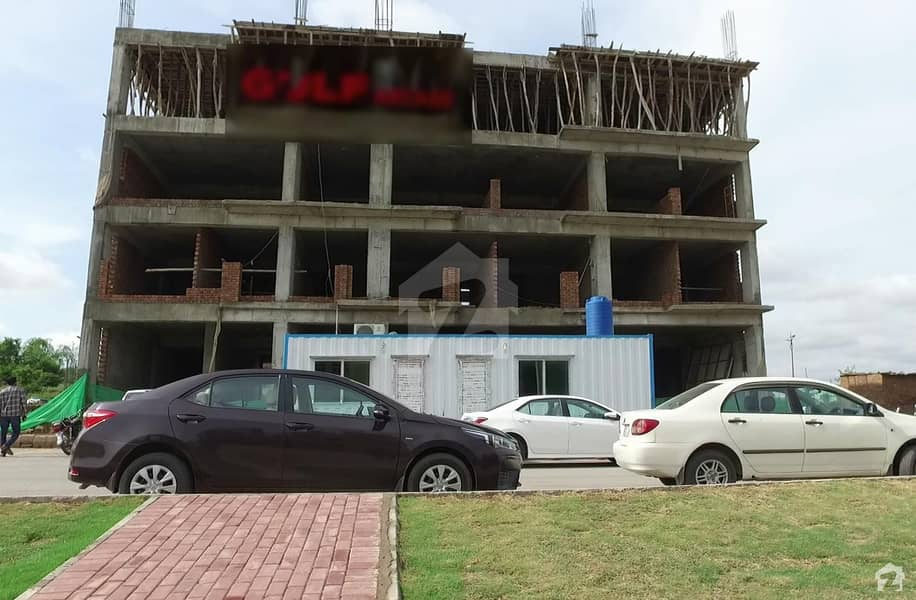 465 Sq Ft Shop For Sale On Installments In Bahria Enclave Islamabad