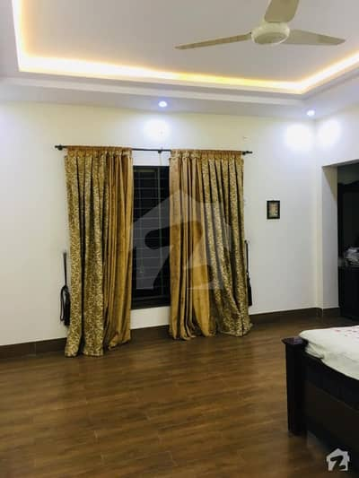 1 Kanal Brand New 1st Entry Upper portion Is For Rent in Wapda Town Housing Society Lahore D2 Block