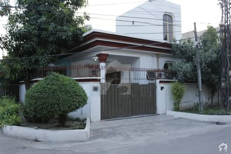 11 Marla Furnished Single Storey House Is Available For Sale