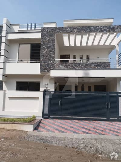 7 Marla Brand New Double Unit Basement House is Available For Sale