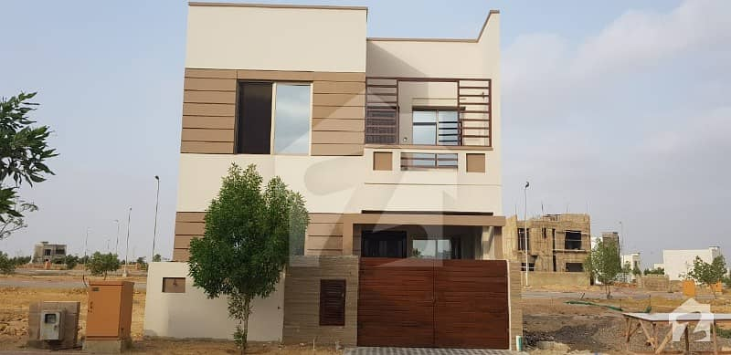 125sq yds DreamHome villa available on Installments in Precinct27 Merging available