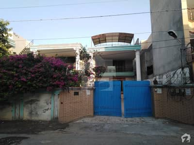 1 Kanal House Is Available For Rent Muradabad Colony