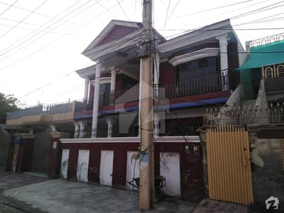 11 Marla Double Storey House Is Available For Rent