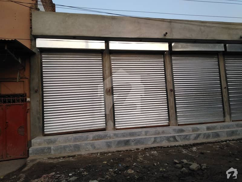 120 Square Feet Commercial Shop Is Available For Sale