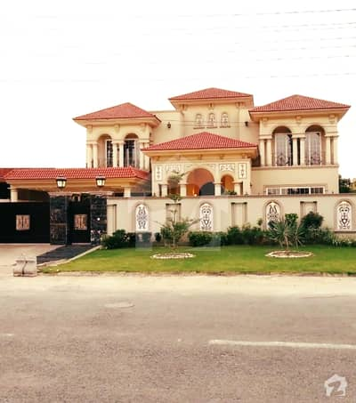 1 Kanal Spanish Bungalow Is Available For Sale In State Life Housing Society