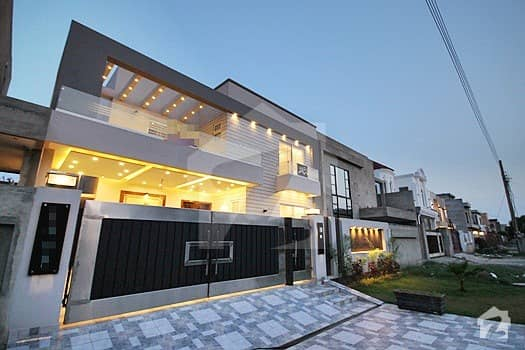 11 Marla Brand New Luxury House Is Available For Sale