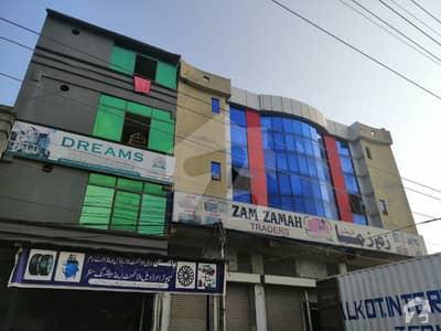 لہتاراڑ روڈ اسلام آباد میں 1.15 کنال عمارت 11 کروڑ میں برائے فروخت۔