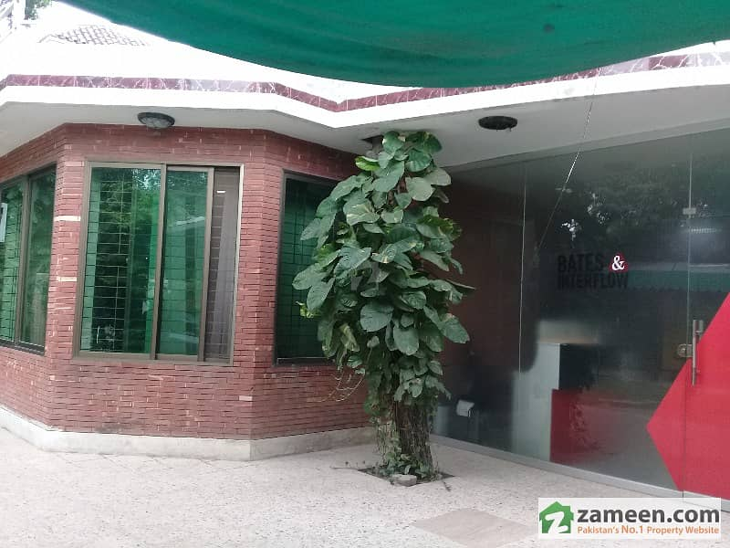 15 Marla House For Rent In Shadman Lahore For Office Use