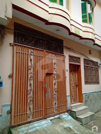 3 Marla House For Sale At  Ijaz Abad   Road