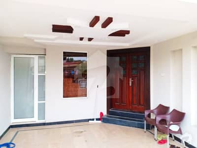 7 Marla like band new House for rent in bahria town Rawalpindi