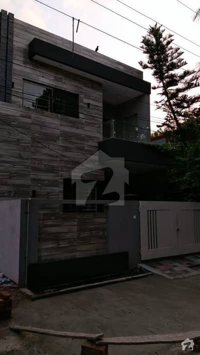 6 Marla Brand new Out Class Luxury House For Sale In Ali Park
