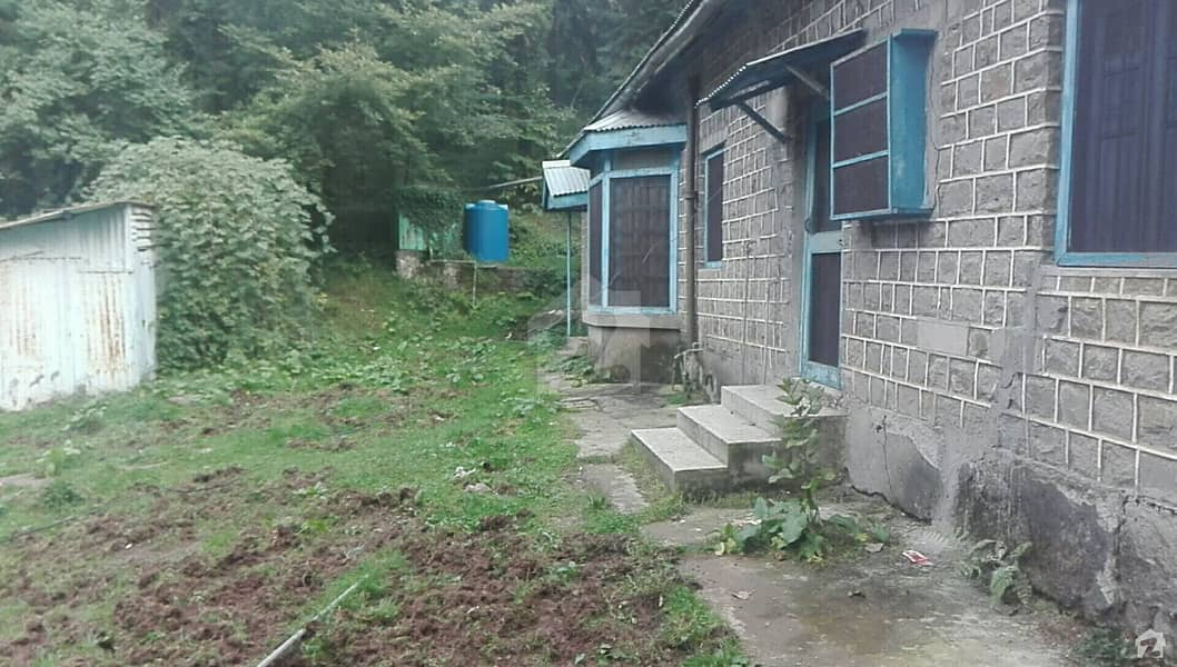 4 Kanal Land Available For Sale At Mubarak Camp Near Cicel Apartment Murree