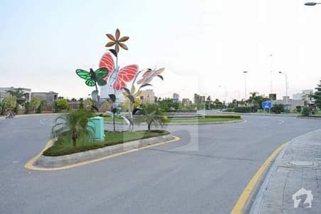 Ghouri Block One Kanal Plot For Sale Ideal Location