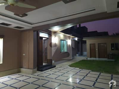 18 Marla Well Constructed Luxurious Owner Built Bungalow  For Sale At Amir Town Canal Road