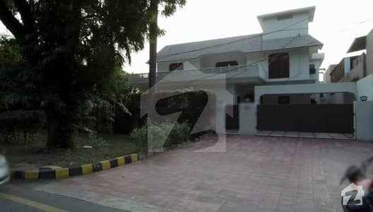 38 Marla Corner House For Sale On Sarwar Road Cantt Lahore