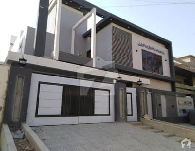 433 Square Yards Brand New Double Story