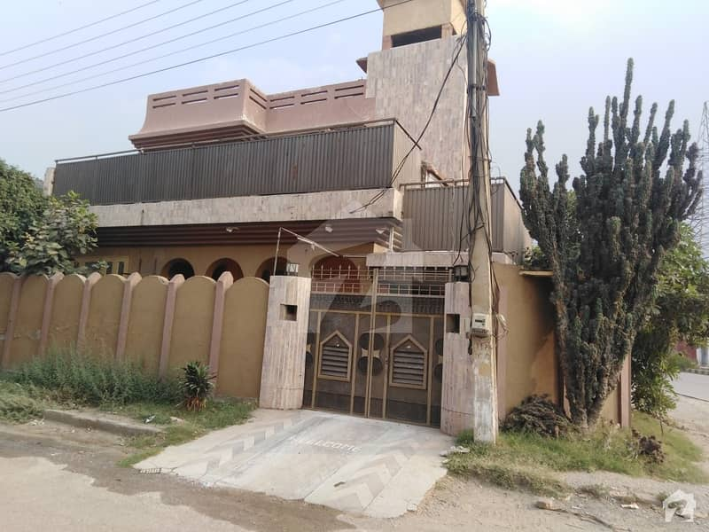 House Available For Sale In Hayatabad Phase 1 - E2 Peshawar