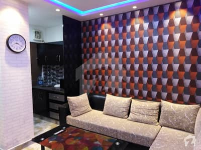 450 Sq Feet Fully Furnished Apartment For Sale In Johar Town Phase 2 Lahore