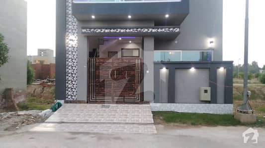 3 Marla Brand New House For Sale In B Block Of Al Kabir Phase 2 Lahore