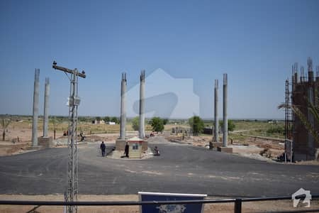 5 Marla Residential Plot Is Available On Installment In Blue World City Rawalpindi