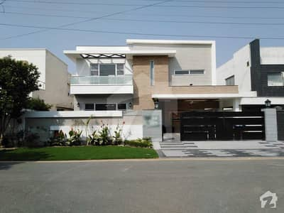 1 Kanal Brand New House For Sale In A Block Of Eme Society Lahore