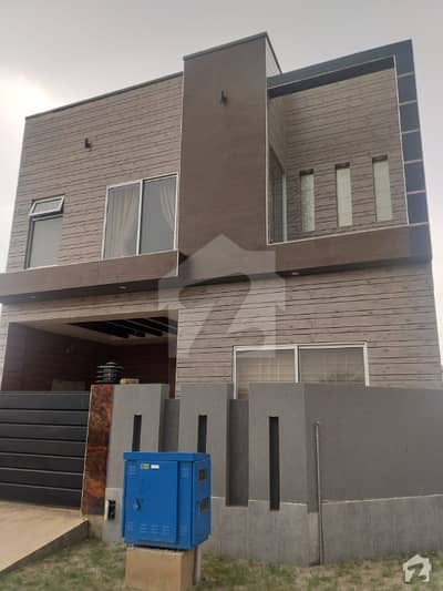 3 Bed Brand New Corner House For Sale
