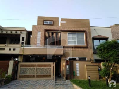 8 Marla Brand New House For Sale In Umar Block Of Bahria Town Lahore