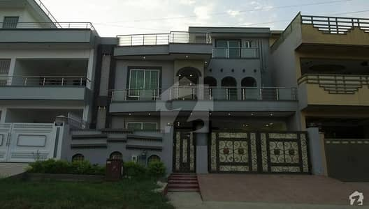Main Double Road New House For Sale In G-15 Islamabad
