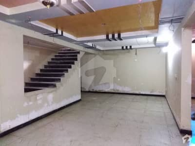 Ground Floor Portion With Basement For Sale