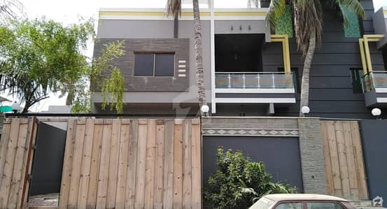 Brand New 4 Bedroom 300 Square Yards Ground  1st Floor Bungalow With Basement Is Available For Sale At PECHS Block 6