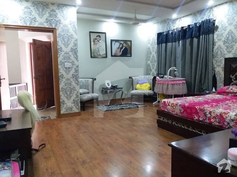 1kanal Owner Made  Bungalow In Dha Phase 2 Near Lums  Lalik Jan Chowk Main Developed Park Central Location