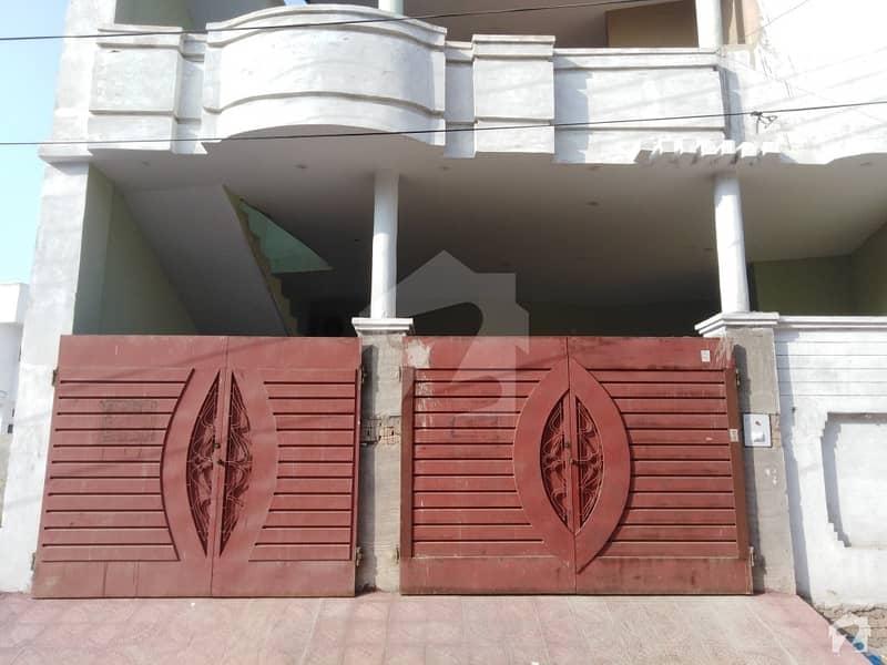 گوہرٹاؤن بہاولپور میں 4 کمروں کا 6 مرلہ مکان 90 لاکھ میں برائے فروخت۔