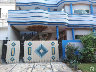 9 Marla Double Storey House Is Available For Sale