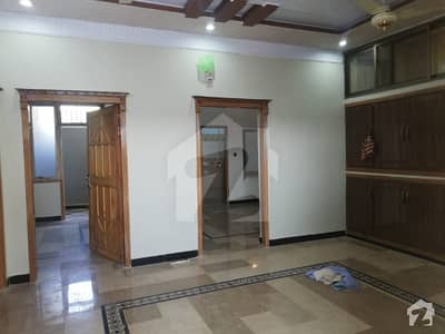 Single Storey House For Rent In Police Foundation Near PWD Bahria Media