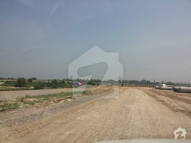 Residential Level Plot Available In CDA Sector I12 Situated at the back of Main Bokra Road