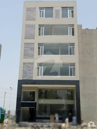 Basement  Ground Floor  Mezzanine  1st Floor for RENT Sector B DHA Phase 6 Lahore