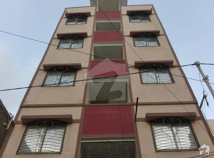 Flat Is Available For Sale On Good Location
