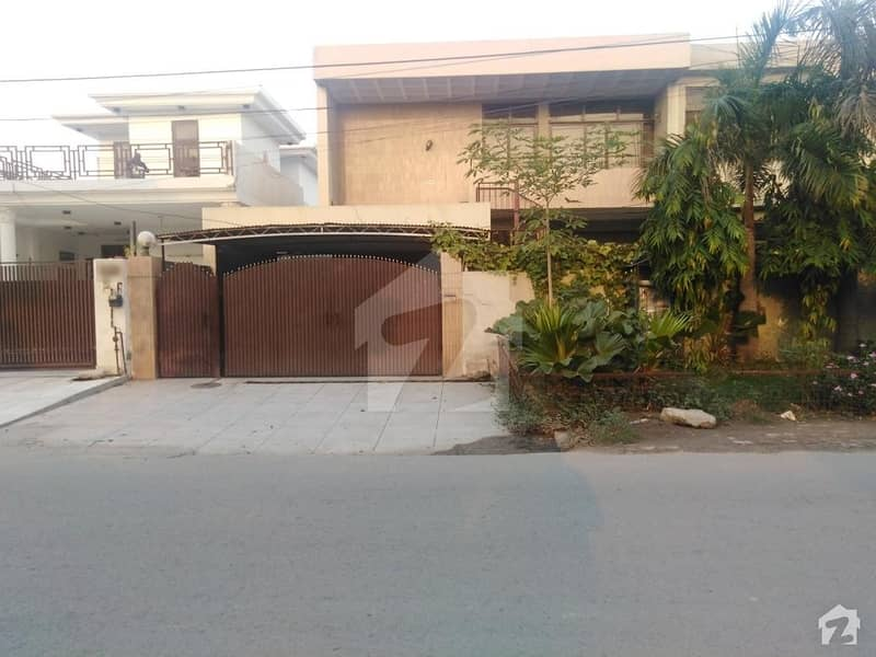 1 Kanal Well Maintained House Is Available For Sale