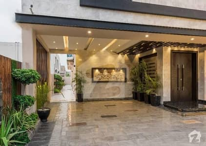 1 Kanal Most Fabulous Architectural Design Bungalow For Sale Having Solid Construction