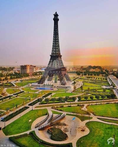 13 Marla Cornor Plot Lda Approved Tulip Block Bahria Town Sector C Lahore