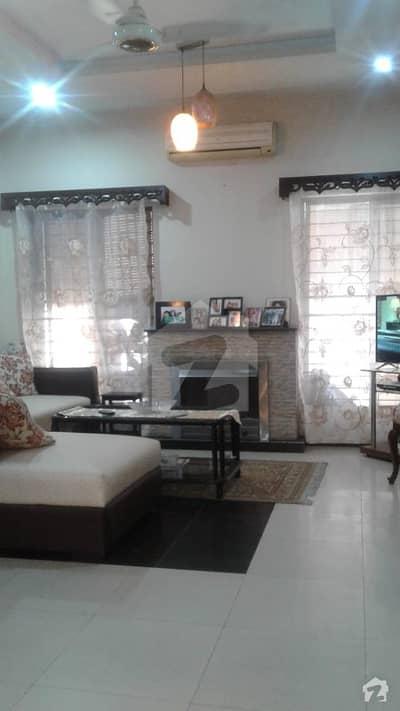 Super Hot Location 10 Marla Bungalow With Basement For Sale Eden City