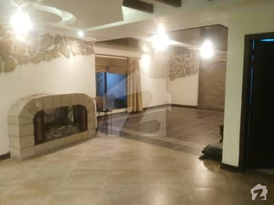 2 Kanal Full Basement 6 Bedrooms Bungalow Reasonable Rent