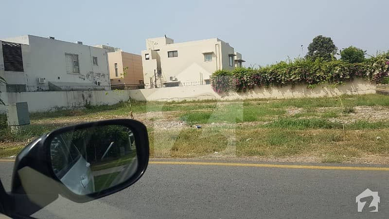 2 Kanal Awsome Location Back Of Main  150  Road Dhas Most Hot Location Plot Available