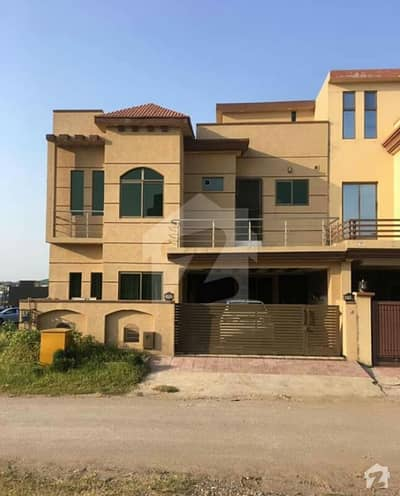 Bharia Town phase 8 luxury Own Build House urgent for sell