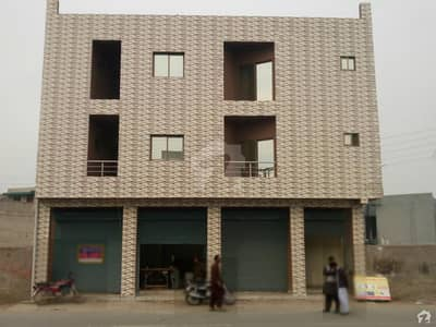 Brand New Triple Storey Building Is Available For Sale