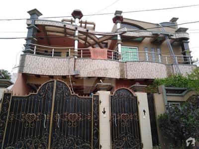 Double Storey House For Sale Khyber Colony Harbanspura