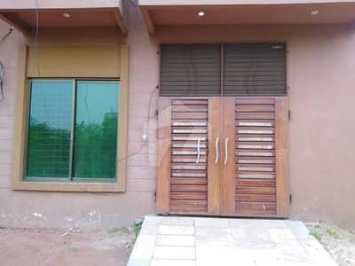 Double Storey House For Rent Khyber Colony Harbanspura